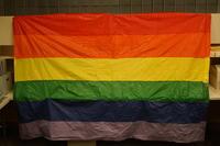 """Loud and Proud"" Pride Flag"