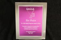 EAGLE Award to Pat Phalen, 1992