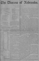 The Diocese of Nebraska - Vol.1, No.2, February 1889