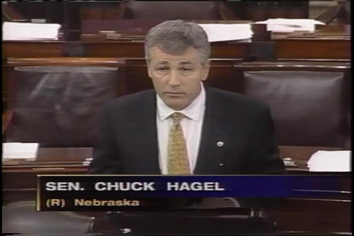 Hagel floor speech on the International Monetary Fund , June 12, 1998 (Running Time: 0:12:32), UNO Libraries' Archives & Special Collections