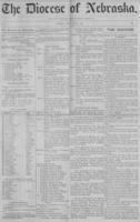 The Diocese of Nebraska - Vol.1, No.6, June 1889