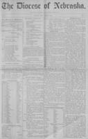 The Diocese of Nebraska - Vol.1, No.3, March 1889