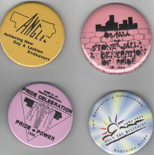 Queer Omaha Archives Ephemera Collection