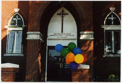 Metropolitan Community Church of Omaha Records